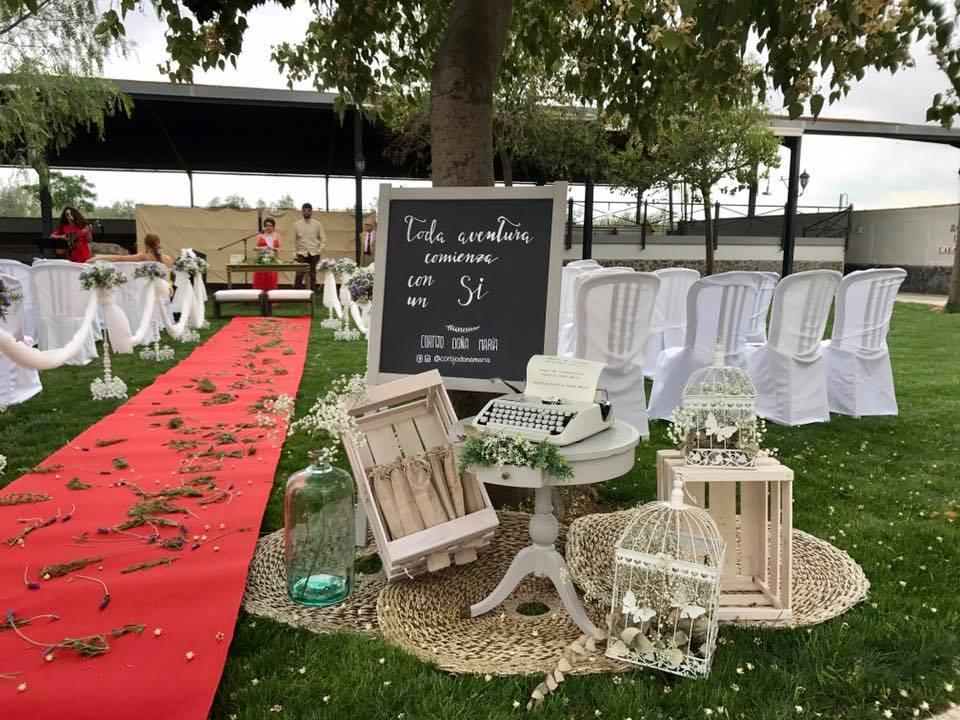 jardin para bodas en sevilla