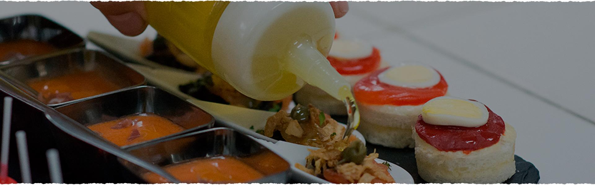 catering sevilla platos