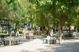 jardin de celebración en sevilla