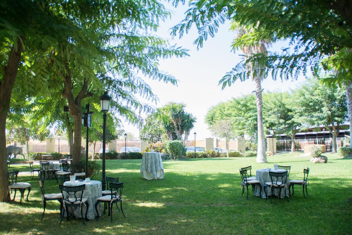 jardin sevilla bodas
