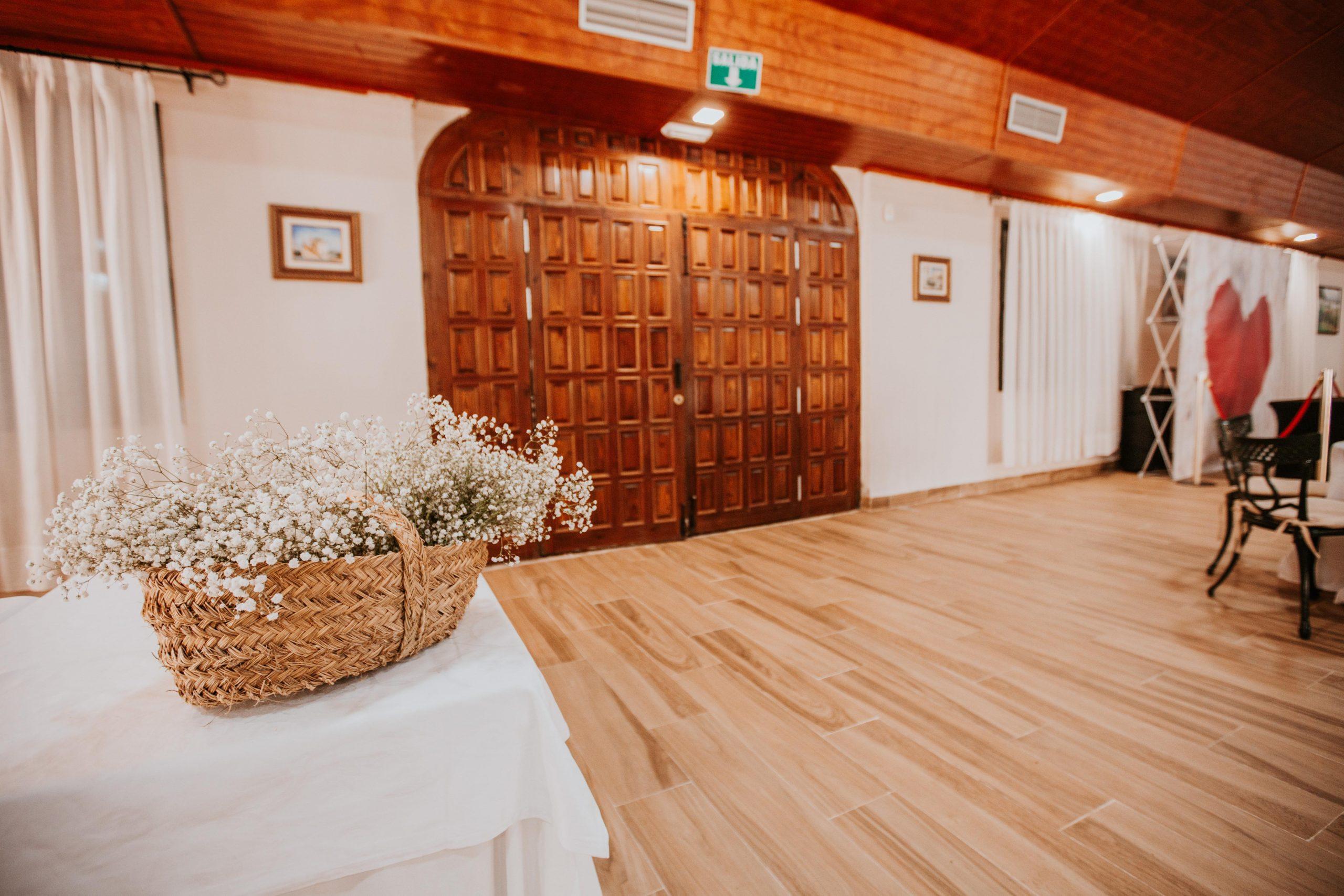 Salón Alcázar de celebraciones