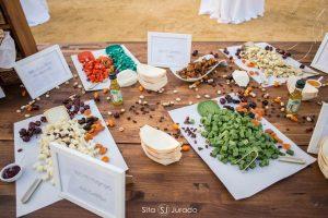 Catering en Sevilla bodas