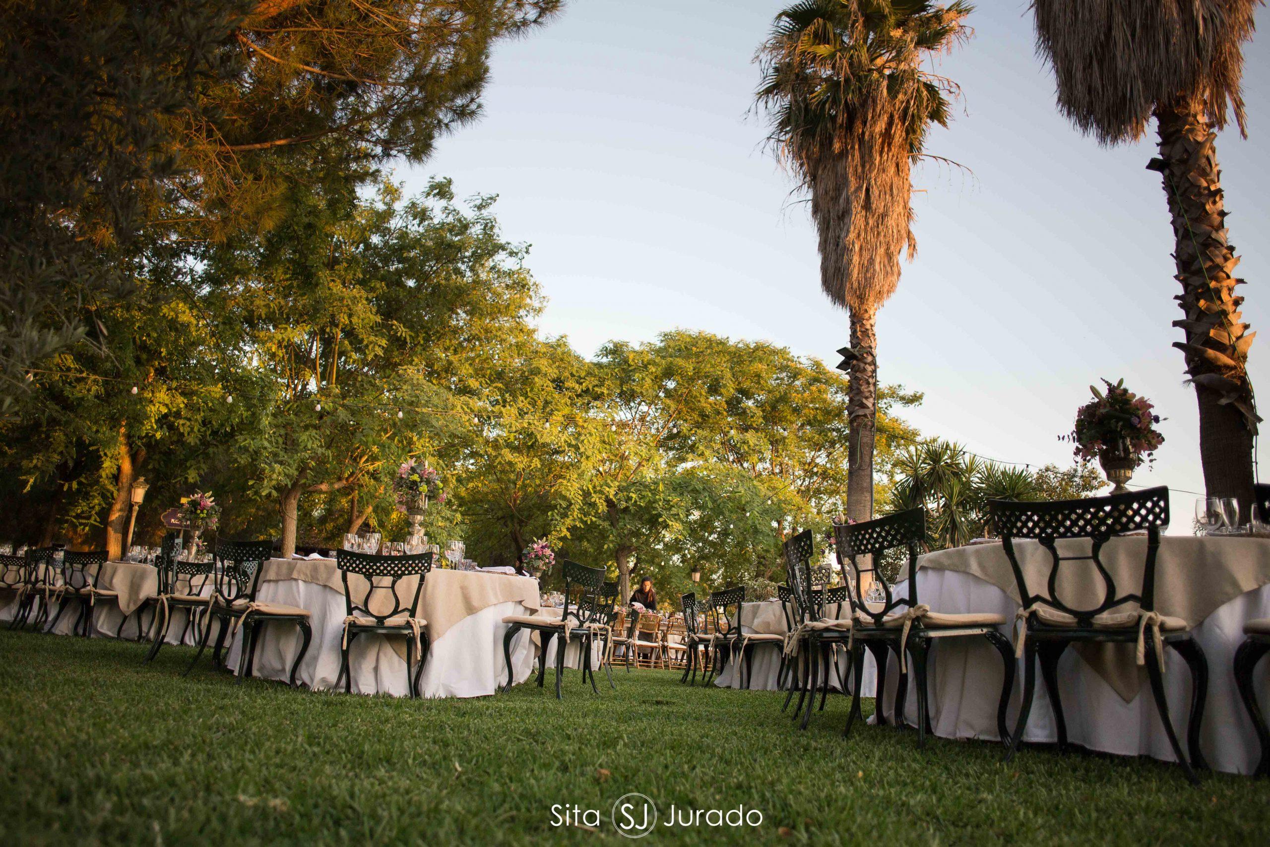 jardines para eventos sevilla