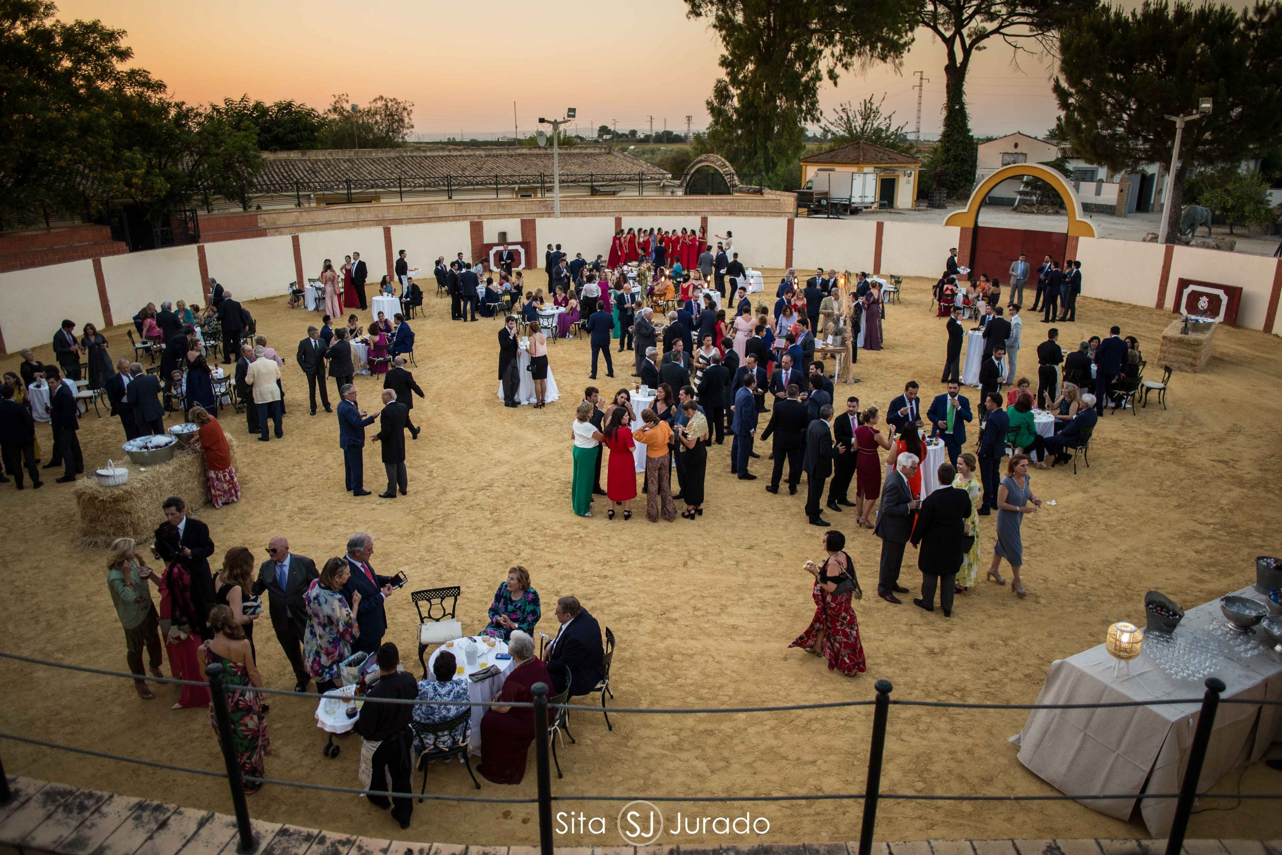 Plaza de Toros para bodas
